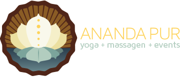 ANANDA PUR | Yoga in Leipzig | yoga + massagen + events